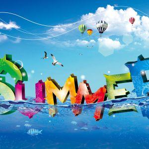 Dj Nick-Rhythm Of Summer (Promo mix)