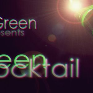 Anca Green Presents - Green Cocktail