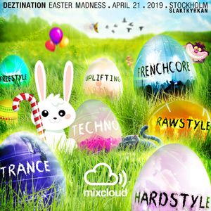 Soundbreakerz - Warm Up (Deztination Easter Madness Mix Competition 2019)