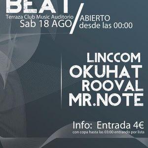 Mr Note@Extrabeat!