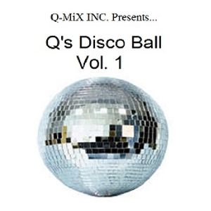 DJ Q-MiX - Q's Disco Ball Vol. 1