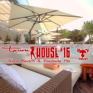townHOUSE 16 (Ibiza Beach Bar & Poolside House Mix) #HouseMusic DeepHouse #VocalHouse   [Sep 2015]
