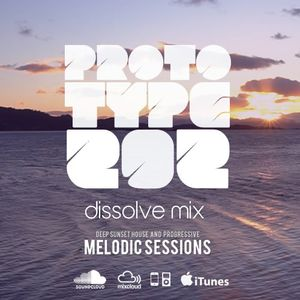 Dissolve Mix - The Melodic Sessions