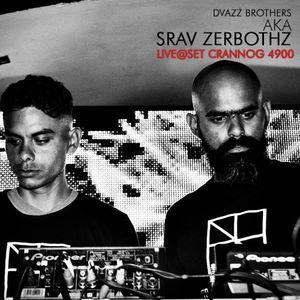 Dvazz Brothers  aka  Srav zerbothz -- Live@Set Crannog 4900