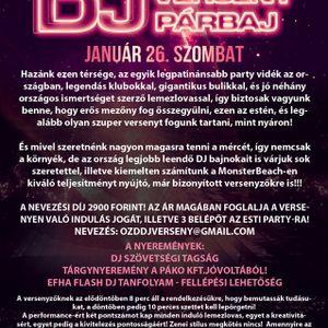 RIO DJ Competition 130126 Semi-Final Session
