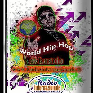 20th episode of World Hip Hop on Radio Internazionale