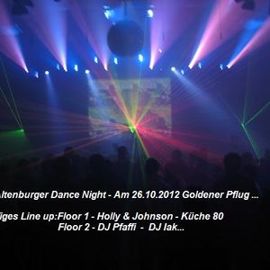 6.Altenburger Dance Night 26.10.2012 Goldener Pflug...