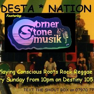 DESTA*NATION on Destiny105, 20.03.16, with Nico D (Cornerstone)