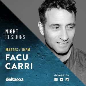 Delta Podcasts - Night Sessions FACU CARRI by Miller Genuine Draft (06.03.2018)