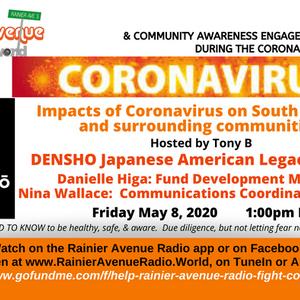 Coronavirus Special 28 - Densho