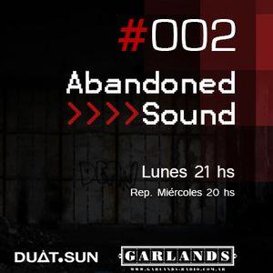 002 Abandoned Sound - Garlands Radio