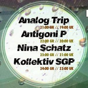 Analog Trip @  EDM Underground  Showcase Session 29.01.2015 Westradio.gr