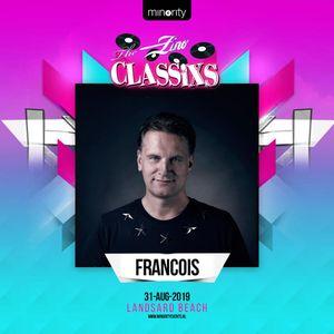 Francois at zino classixs outdoor 2019