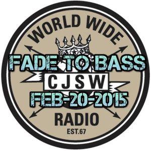 Fade to Bass - Feb-20-2015