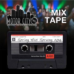 Spring Has Sprung Mixtape