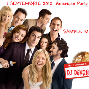 Dj Devon - American Party Sample from Future (Private Party)
