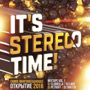 DJ CLUBKILLA - STEREO DOME OPENING MIXTAPE