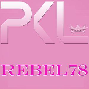 DJane PINKLADY #REBEL78 14.2018