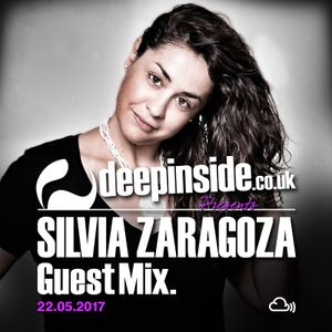 SILVIA ZARAGOZA is on DEEPINSIDE #02