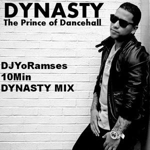 DJYoRamses| Dynasty Mix (2013)
