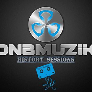 DNBMUZIK - History Sessions #14 - Nicky Blackmarket w/ Stevie Hyper D - Club Blunt, Switz - 1995
