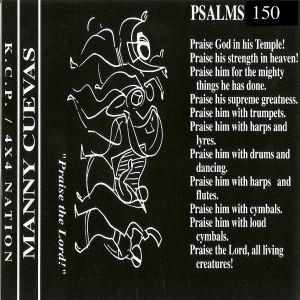 Manny Cuevas - A Ministry In My Music (Psalms 150) - WNYU NYC - November 22nd. 1998' (Side A.)