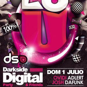 Ovidi Adlert - Darkside Session Verano 2012 (Regalo Darkside Party @ Lou Morning Club 01 Julio 2012)