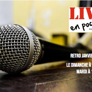 L'heure du Live - Rétrospective Janvier/juin