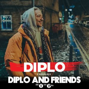 Diplo - Diplo & Friends YearMix 2017