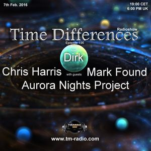 Aurora Nights Project - Guest Mix - Time Differences 196 (7th Feb. 2016) on TM-Radio