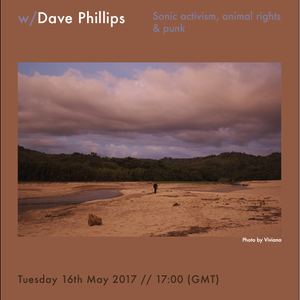 Animal Sounds #12 w/Dave Phillips: Animal rights, sonic activism and punk