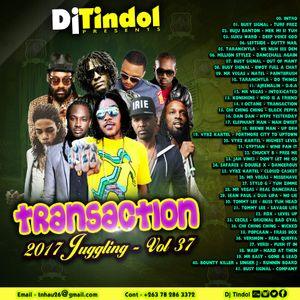 Dj Tindol - Transaction Mixtape [2017] vol 37