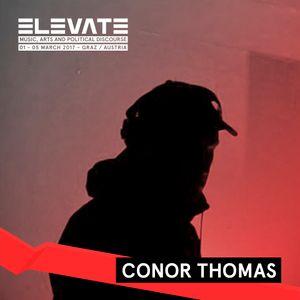 Conor Thomas | Elevate 2017 Podcast