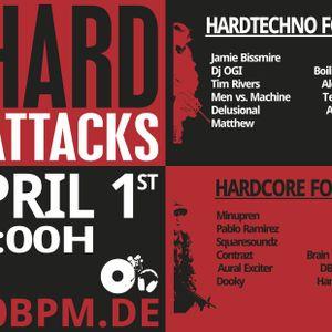 Contrazt - 1 Year Hard Attacks 01.04.11