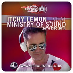 ITCHY LEMON Fresh Beats #28 (Live at Ministry Of Sound - Part of the Set) - 26th Dec 2014