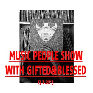 Music People 21.02.2013 Ais-T w/ Gifted & Blessed @ Basso FM