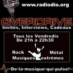 Podcast Overdrive RADIO DIO 30 10 15