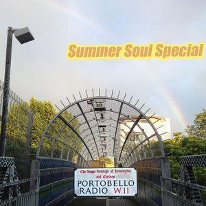 Portobello Radio Ep 67, with Greg Weir: Summer Soul Special.