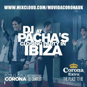 Movida Corona UK house mix by ED Silvo
