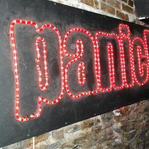 Tony Haze live at PANIC! - October - Set 1