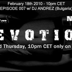 N-tchbl - DEVOTION 007 (Feb.2010) on Beattunes.com