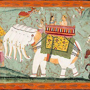 Airavata - Panca-bala