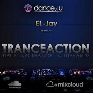 EL-Jay presents TranceAction 076, UrDance4u.com -2014.11.24