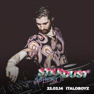 ITALOBOYZ dj set at Stardust _ Club Haus 80's Milano _ 22.03.2014
