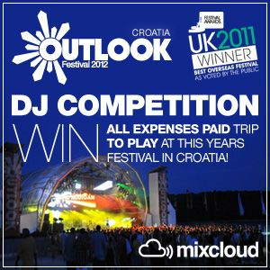 Outlook Festival 2012 Competition