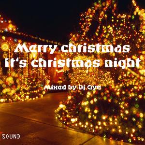 Merry Christmas, It's Christmas Night