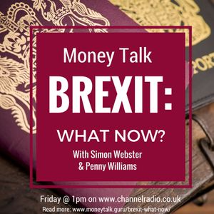 Brexit - What now? Ft. Penny Williams
