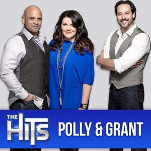 Polly & Grant Podcast 9 September 2016
