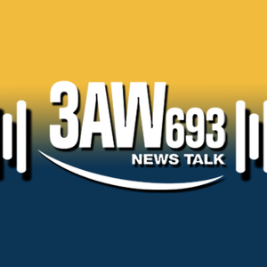 3AW Breakfast with Justin and Kate, 21 December