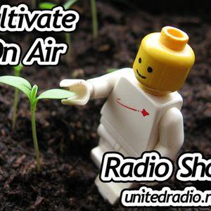 N-Dee - Cultivate Me Radio Show @ United Radio